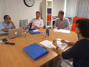 Nuevo equipo de directivos y empresarios Team & Thought en Bilbao