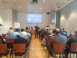 Presentación técnica de apoyo a directivos Team & Thought, Euskalduna, Bilbao