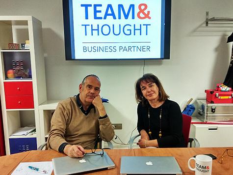 Team & Thought se alía con Lead & Grow